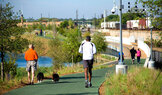 Railroad Park_Users01