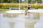 Sherbourne Common_Splash Pad