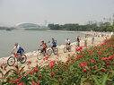 Shenzhen Bay_Bicycling