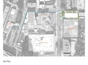 1315 Peachtree-Context Site Plan
