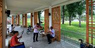 Yanxiu_Musician Pavilion
