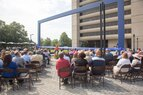 UK College of Agriculture Alumni Plaza - grand opening