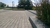 UK College of Agriculture Alumni Plaza - permeable pavers