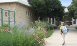 Brent Elementary-Butterfly Garden