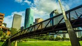 Buffalo Bayou-Bridge Below