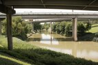 Buffalo Bayou-Promenade
