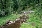 Glenstone-creek restoration