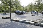 Glenstone-parking