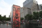 Millennium-Crown Fountain