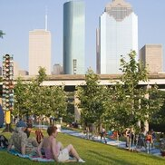 Buffalo Bayou-After